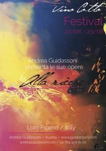 Ausstellung beim Vino Cotto Festival