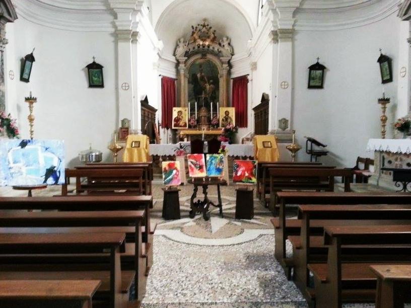 Ausstellung in Campalto