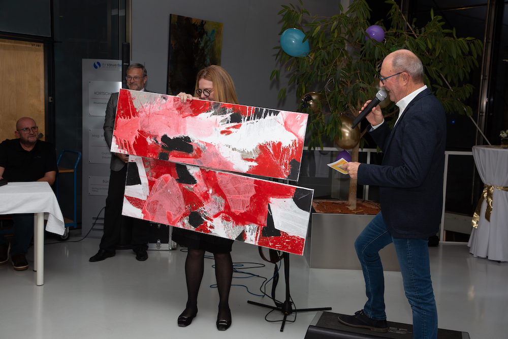 Wunderschöne Ausstellung im Kindermann Zentrum in Leibnitz
